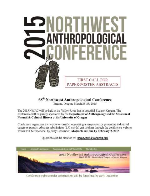 NWAC 1st call for papers