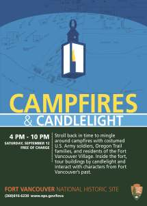 Campfires and Candlelight