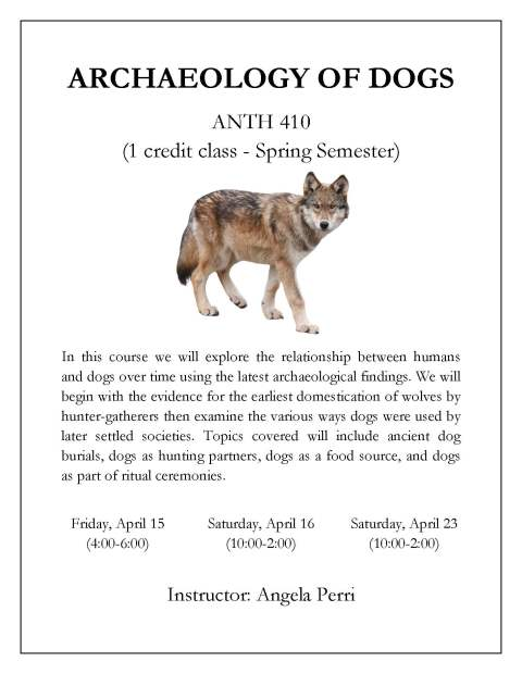 Archaeology of Dogs (1)